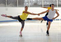 """""""Transmitiremos arte y elegancia con el patinaje artístico en los Juegos Mundiales"""" Ya está en la ciudad la Selección Colombia de Patinaje Artístico que afrontará los World Games. El equipo está ansioso por competir."""
