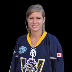 Lindsay Burrows, BSI Athlete. Elmira College.
