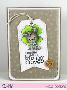 4 leaf puppy, cc designs