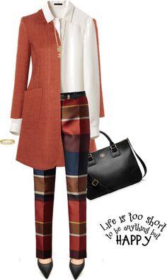 """Pants by OSTWALD HELGASON"" by fashionmonkey1 ❤ liked on Polyvore"