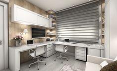 Study Table Designs, Master Room, Home Office Design, Building Design, Offices, Jr, Kids Room, Desktop, Bedroom