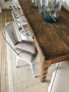 graceful farmhouse dining room design ideas that looks cool 1