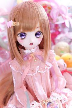 embedded Anime Dolls, Blythe Dolls, Barbie Dolls, Ball Jointed Dolls, Pretty Dolls, Beautiful Dolls, Kawaii Doll, Cute Cartoon Girl, Anime Figurines