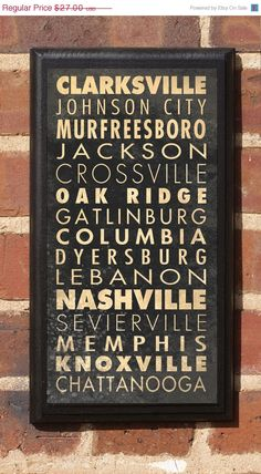 On+Sale+Cities+of+Tennessee+Subway+Scroll+Vintage+by+CrestField,+$22.95