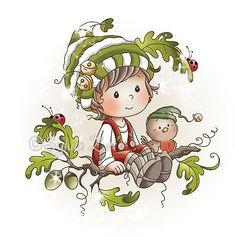 ILLUSTRATIONS FOR CHILDREN ( Guardado por Mavi )