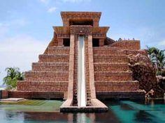 The Atlantis...in the Bahamas