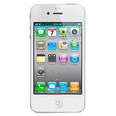 Used White IPhone 3gs 16gb
