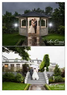 Warwick House Wedding Image Off camera lighting
