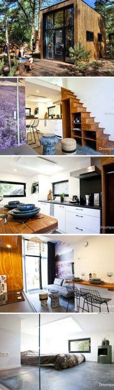 The Zanding Tiny House. I could see us in something like this