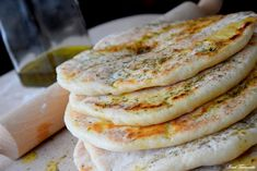 Bread Recipes, Pancakes, Breakfast, Ethnic Recipes, Food, Morning Coffee, Essen, Bakery Recipes, Pancake