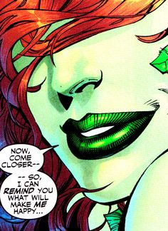 Poison Ivy by Jim Lee