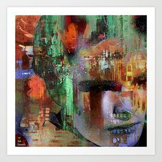 city, abstract,surrealism,contemporany,love