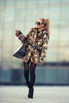 Warm & glam