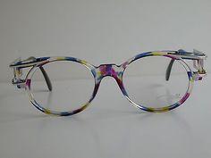 3686972cba0 Cazal Vintage Eyeglasses - New Old Stock - Model 353- Col.771- Silv