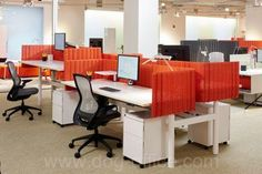 NeoCon 2015 Antenna Workspaces ReGeneration by Knoll ergonomic Pop Up privacy screen Sparrow Telescope height adjustable table Antenna Storage Interpole Work Station Desk, Work Stations, Adjustable Height Table, Office Workstations, Open Office, Sound Proofing, Commercial Design, Media Design, Office Furniture