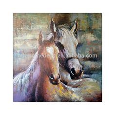 modern at yağlıboya soyut hayvan duvar sanat tuval-resim-Resim ve Kaligrafi-ürün Kimliği:60341855587-turkish.alibaba.com