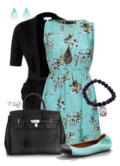 For the Birds! by tchantx on Polyvore featuring Zalando, Lanvin and Sydney Evan