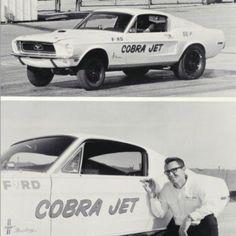Cobra Jet and loving it.
