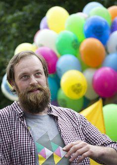 Festivalsjef Torbjørn Valum #kbgjazz