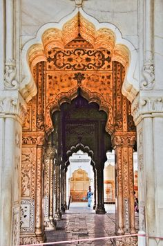India Travel Inspiration - Fort, Old Delhi
