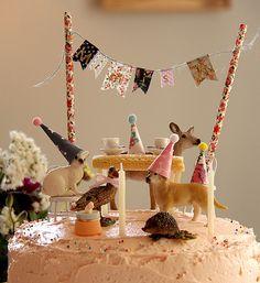 Stellas 8-års tårta?
