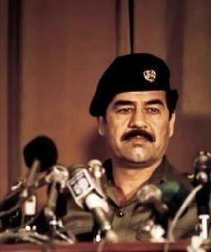 Saddam Hussein, Middle East, Old Photos, Che Guevara, Oriental, Superhero, History, Black, Travel
