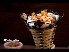 Crispy Corn Chaat - one of the appetizing restaurant style starters. Spices and batter coated with the corn well, deep fried and finish off with chatpata masala. Veg Appetizers, Appetisers, Evening Snacks For Kids, Indian Veg Recipes, Chaat Masala, Sweet And Spicy, Easy Snacks, Cooking Recipes, Tasty