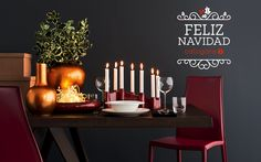 #Navidad con @calligaris1923, diseño italiano en Innova | #Decoración
