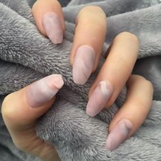 Discovered by AtaDeniz✅. Find images and videos about marble matte coffin nails on We Heart It - the app to get lost in what you love. Matte Nails, Acrylic Nails, Gel Nails, Coffin Nails, Stylish Nails, Trendy Nails, Bright Pink Nails, Color For Nails, Nailart