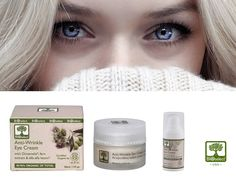 BIOselect Anti-Wrinkle Eye Cream with Dictamelia, fern extract & alfa-alfa beans is the best product for tired looking eyes! Feel fresh faced as soon as it touches your skin, reduce fine lines and wrinkles after a few weeks of use! Shop now at : http://bioselect-us.com/produ…/anti-wrinkle-eye-cream-30-ml/ #organic #eyecream #antiwrinkle