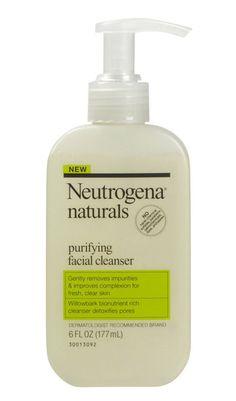 Neutrogena Naturals Purifying Facial Cleanser http://beautyeditor.ca/2014/11/03/neutrogena-natural-cleanser