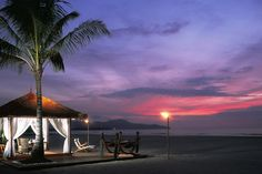 The Shangri-La, Borneo: Fiona Bruce in the Sabah, Borneo Holiday Destinations, Vacation Destinations, Dreams Resorts, Romantic Escapes, Kota Kinabalu, Honeymoon Packages, Luxury Holidays, Varanasi, Beautiful Places In The World