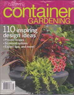 The Best of Fine Gardening Container Gardening « LibraryUserGroup.com – The Library of Library User Group