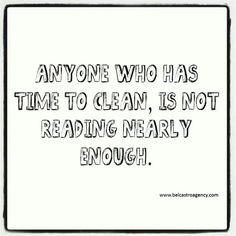 That's a fact! I'm gonna have to read more.