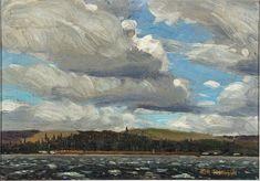 Tom Thomson Catalogue Raisonné | White Caps, Smoke Lake, Spring 1913 (1913.11) | Catalogue entry