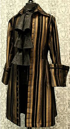 Would look good with brown steampunk vest