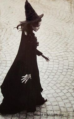 Something wicked this way comes....  by Romany Soup, via Flickr