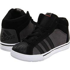 c3717ec3edda Adidas kids superstar bb mid k toddler youth black sharp grey