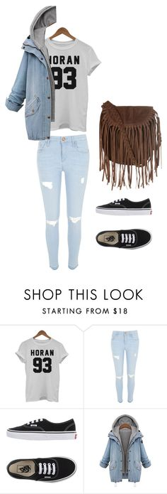 """Untitled #65"" by stylewinner on Polyvore featuring River Island, Vans, Glamorous, women's clothing, women, female, woman, misses and juniors"