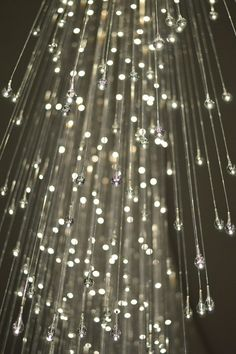 Light Shower by Bruce Munro