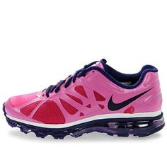 d0641b14258ba9 Nike Air Max+ 2012 (GS) Girls Running Shoes 488124-501 Nike.  71.25