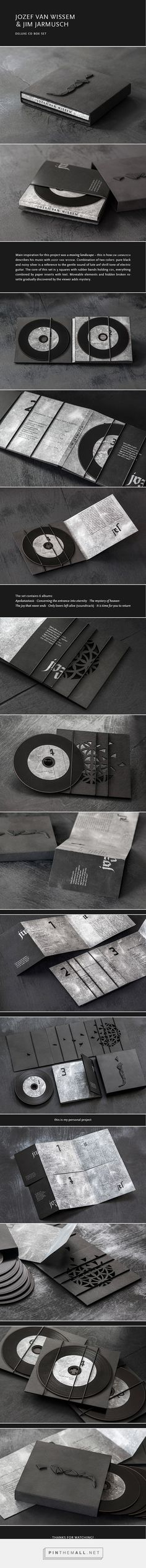 Jozef Van Wissem & Jim Jarmusch on Behance - created via http://pinthemall.net