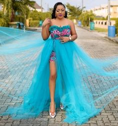 Stunning Ankara Gown Styles to Slay this Weekend African Print Dresses, African Wear, African Fashion Dresses, African Women, African Dress, African Outfits, Ankara Fashion, African Prints, African Style