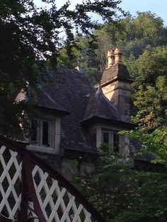 Cromford Station House, Cromford, Derbyshire, UK 1 of my ancestors lived here and was the station master