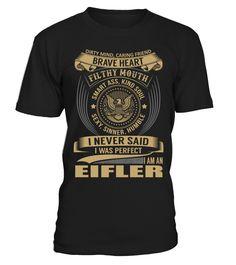 EIFLER - I Nerver Said