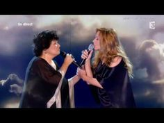 Lara Fabian - Plus de Vie 2009 - Tu Es Mon Autre (avec Maurane) - YouTube