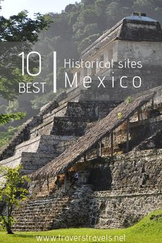 Mexico has endless amounts of places that are of huge historical importance, according to UNESCO there are a total of 35 world heritage sites here, ranking Mexico in the world on the lists of countries with world heritage sites. List Of Countries, In 2019, Historical Sites, World Heritage Sites, The Best, City Photo, Culture, Places, Blog