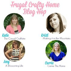 I cannot wait to see what you've been up to at this week's Blog Hop!