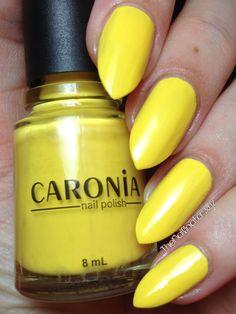Caronia Sweet Surprise Swatch - The Nailinator Swatch, Nail Polish, Nail Art, Nails, Sweet, Finger Nails, Candy, Ongles, Nail Polishes