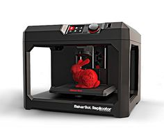 MakerBot Replicator Desktop 3D Printer - 5th Generation (MP05825)